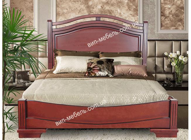 Кровать Карина из натурального дерева