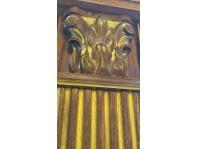 Витрина 1-дверная прямая Олимп