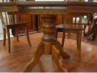"""Стол """"VANESSA"""" овальный из дерева"""