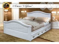 Спальня Афина из натурального дерева