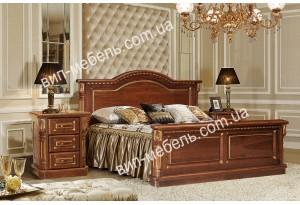 Кровать Монро Голд из массива дерева дуб