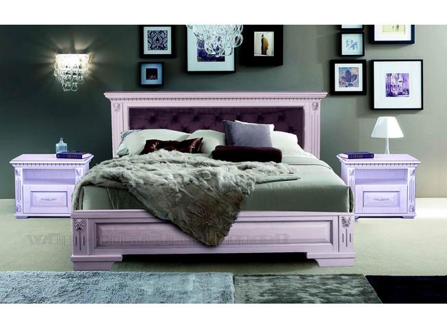 """Кровать """"FERNANDA"""" из дерева"""