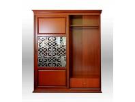 """Шкаф """"FLORENCIA"""" из натурального дерева"""
