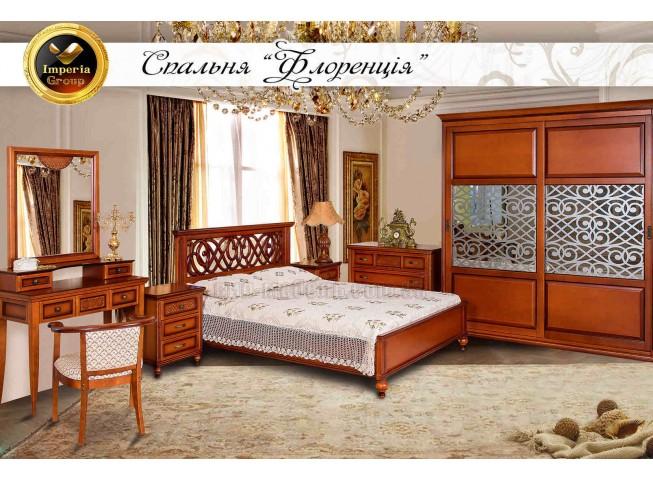 Спальня Флоренция из натурального дерева