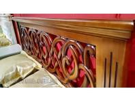 """Кровать """"FLORENCIA"""" из натурального дерева"""