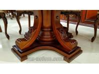 Стол из натурального дерева Карат Люкс