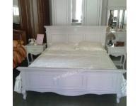 Кровать Венеция из натурального дерева