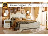 """Кровать """"KARINA"""" из натурального дерева"""