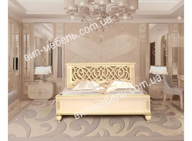 Кровать Флоренция белая