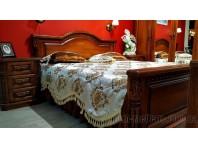 Кровать Монро из массива дерева дуб
