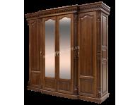 """Шкаф """"MONRO"""" 3-дверный из массива дерева дуб"""