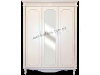 Шкаф Венеция 3-х дверный из натурального дерева