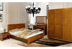"""Спальня """"VALENCIA"""" из натурального дерева"""