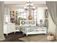 Кровать Софи 2 из массива дерева