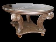 Журнальный столик Грация из дерева