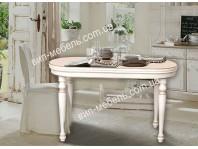 Раскладной стол Маркиза из натурального дерева
