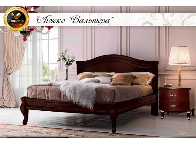 """Кровать """"VALTERA"""" из натурального дерева"""