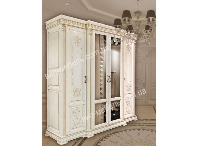 Шкаф Версаль из массива дерева дуб